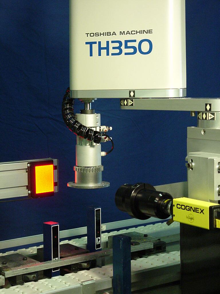 machine vision technologies